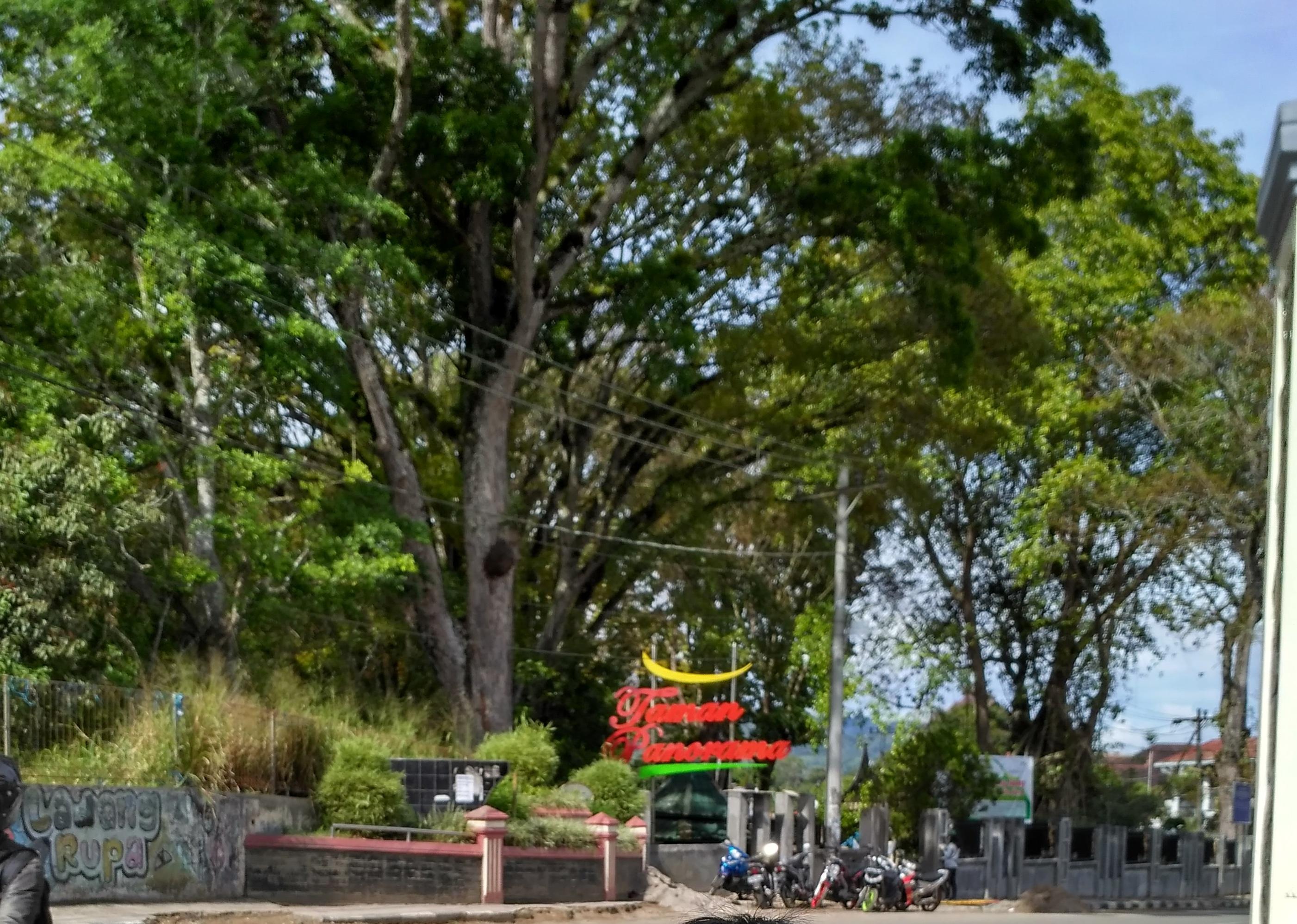 RoadTripMbokJastra#12: Taman Panorama dan Liku Tebingnya