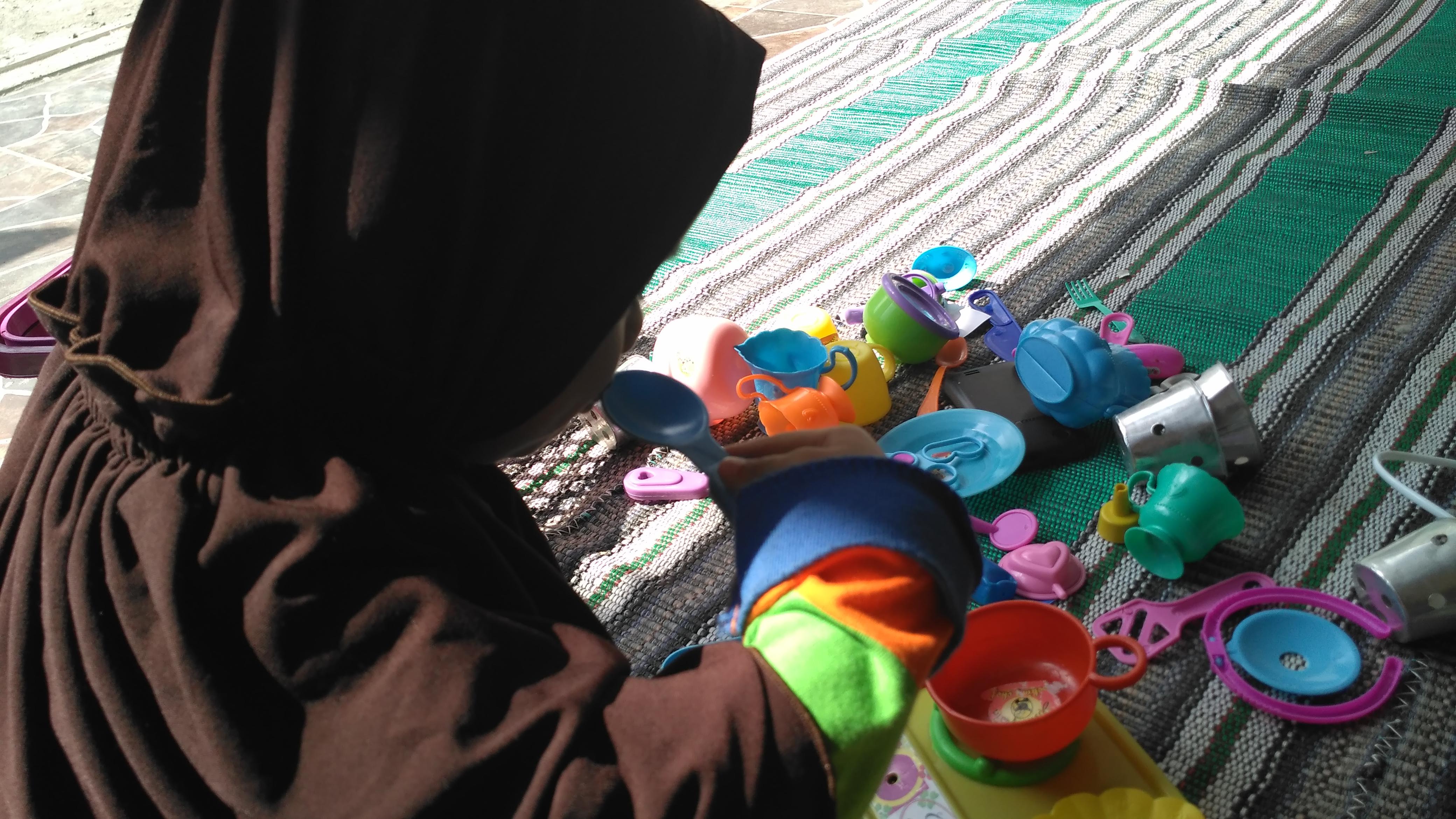Gempa Bumi, dan Trauma Healing untuk Anak-anak