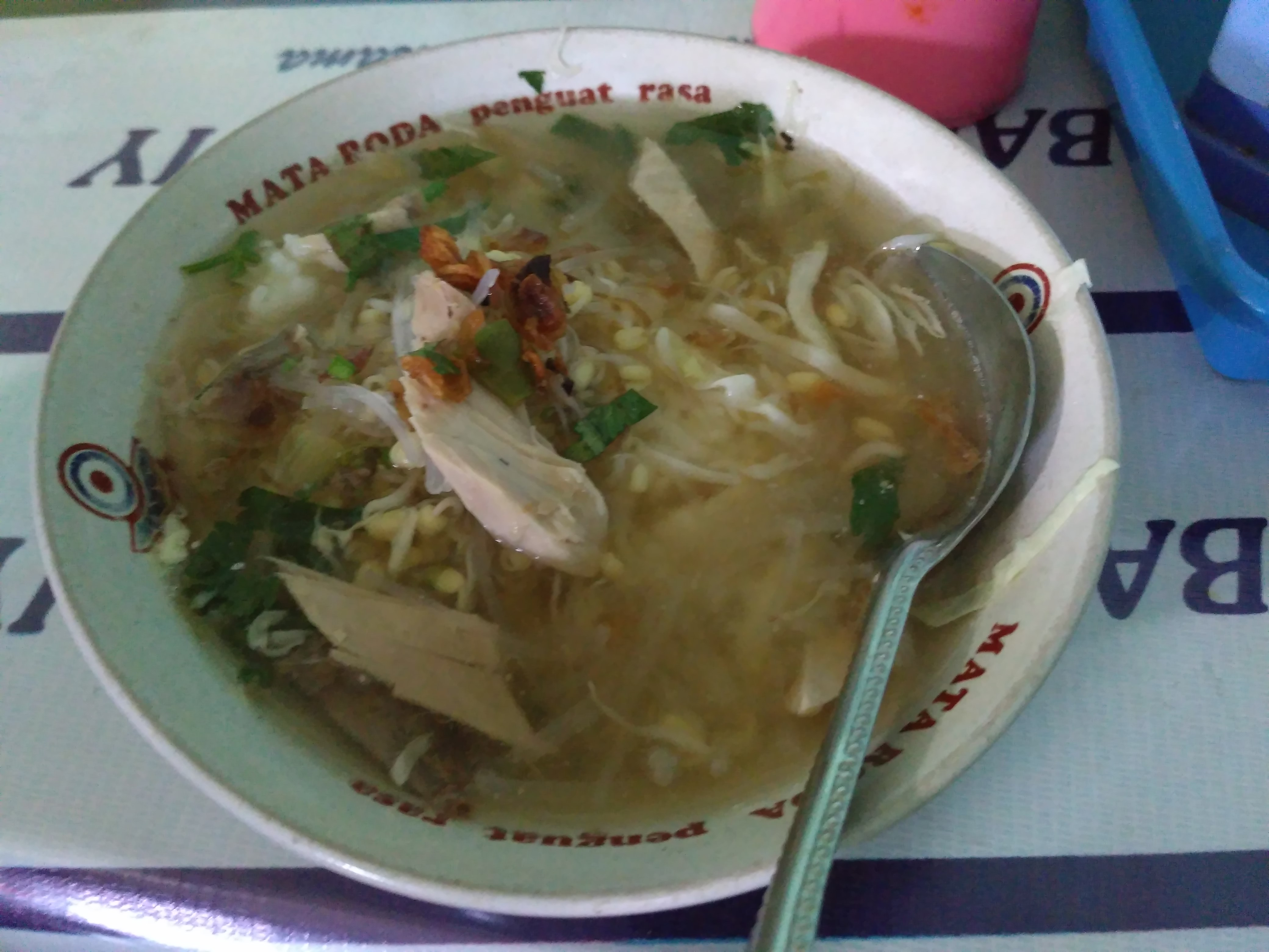 Nyoto Pagi [at] Soto Pak Blo'on Bantul