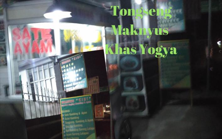 """Warung """"Kiki"""" dan Tongseng Maknyus khas Yogya"""
